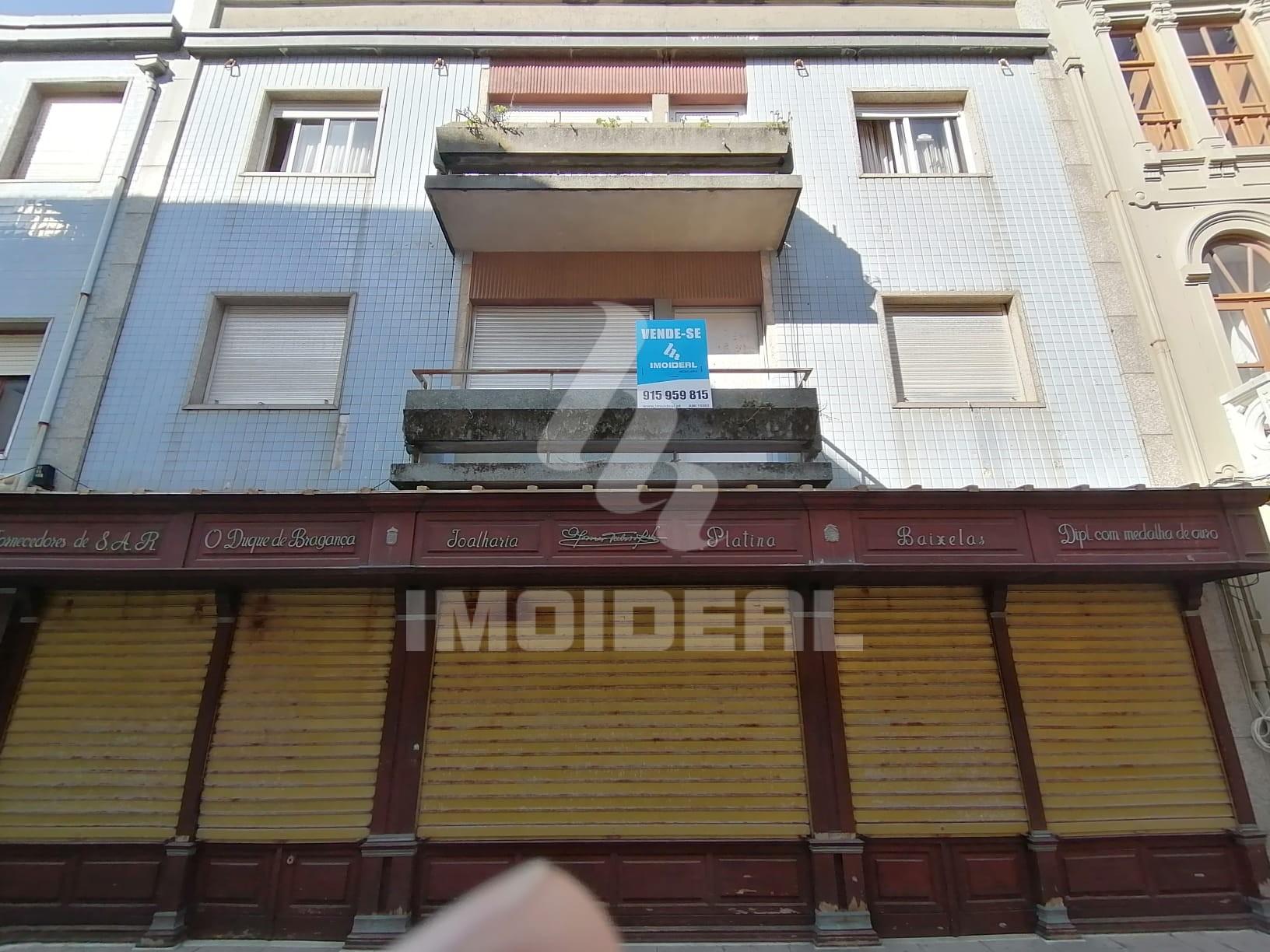 Apartamento T4 Rua da Junqueira Povoa Varzim