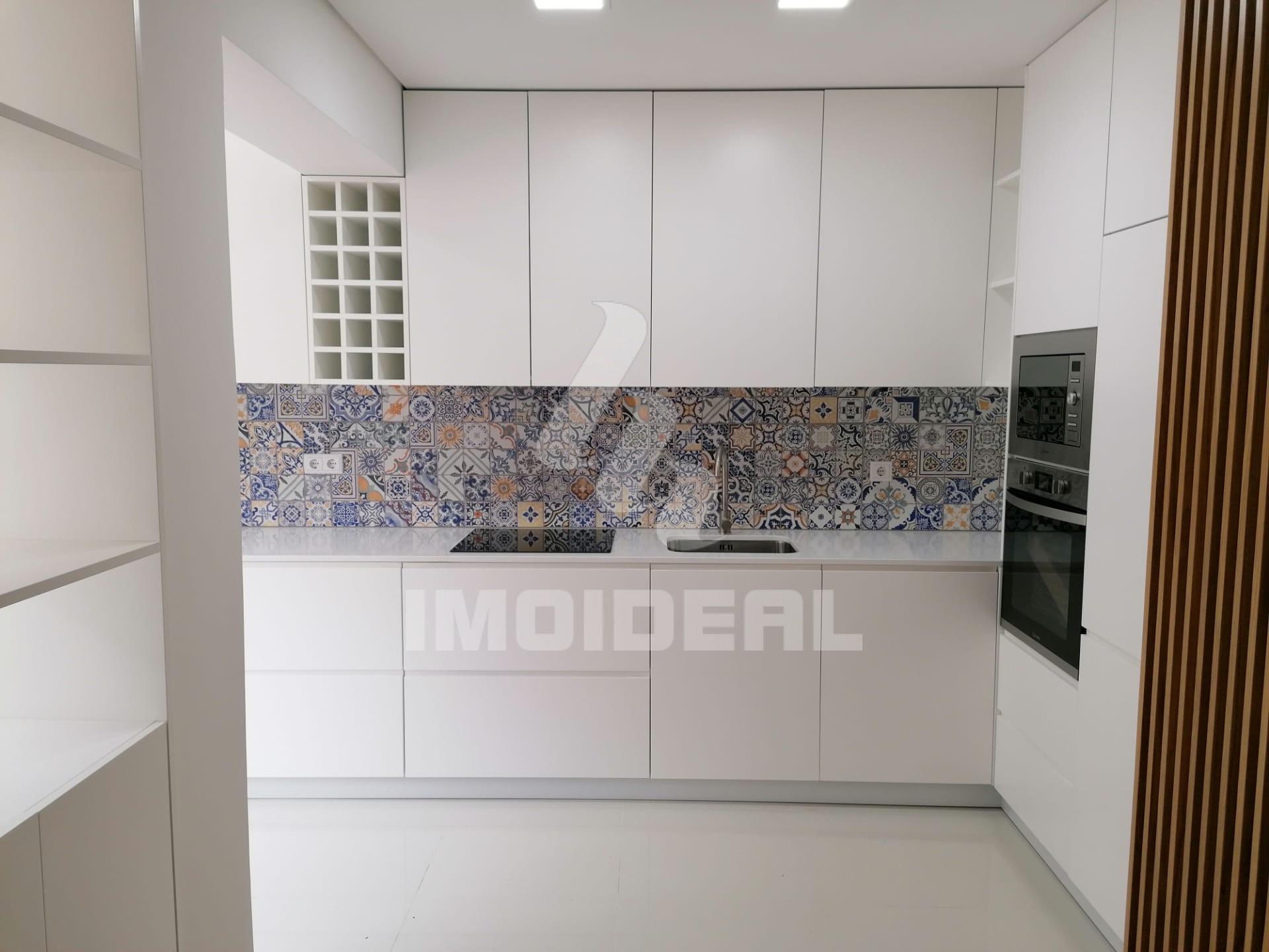Exelente apartamento T3 renovado junto á escola D Sancho Famalicão
